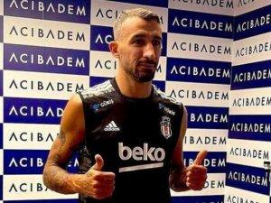Beşiktaş'tan Mehmet Topal hamlesi