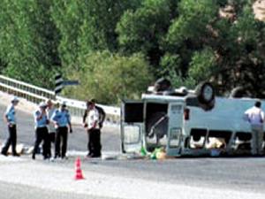 Yine tarım işçileri faciası: 3 ölü, 4 yaralı