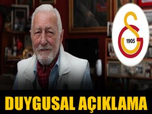 Galatasaray'dan duygusal Seba açıklaması