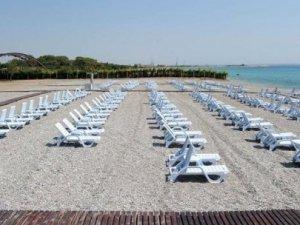 Antalya'da yeni kadınlar plajı açılıyor