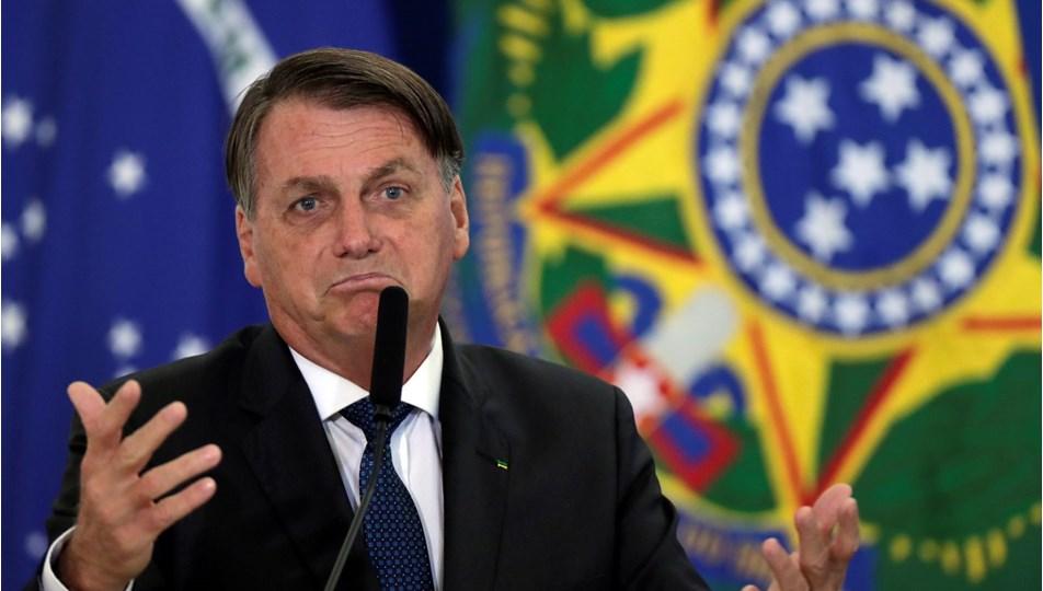Brezilya Devlet Başkanı Bolsonaro hastaneye kaldırıldı