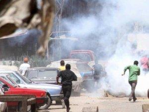 Rabia eylemlerinde 6 ölü