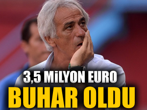 Halilhodzic, Trabzon'u zarara soktu!