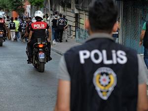 Esenler'de 1000 polisle operasyon