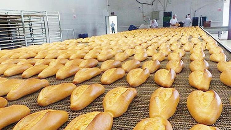 Halk Ekmek'e yüzde 25 zam