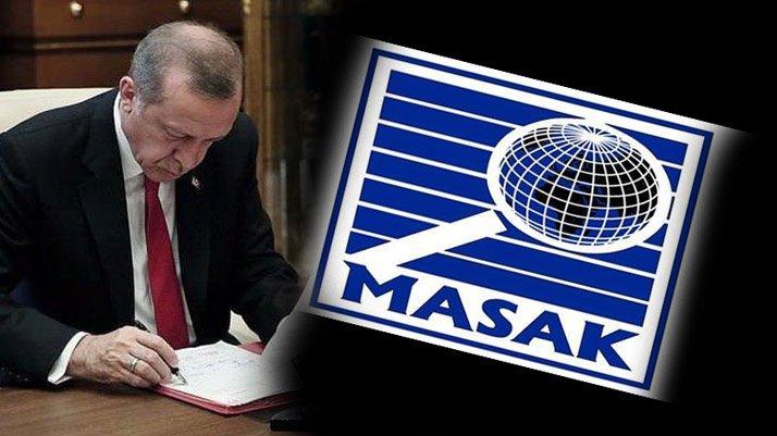 Erdoğan'dan suç gelirlerinin aklanması ve terörün finansmanı ile mücadele genelgesi