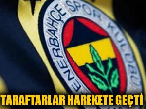 Sponsorsuz Fenerbahçe'ye taraftarı sahip çıktı