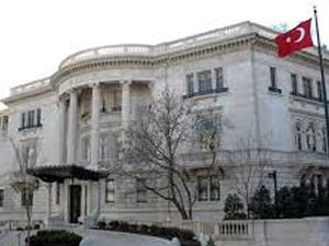 Moskova'nın Türkiye büyükelçiliğine silahlı saldırı!