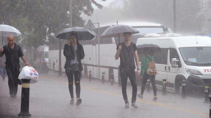 Kurban Bayramı'nda hava nasıl olacak? Sağanak yağış geliyor…