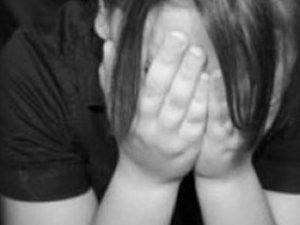 13 yaşındaki kız çocuğuna tecavüz!