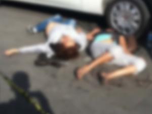 Taksim'de spatulalı saldırgan dehşeti-  İZLE