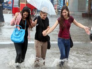 Meteoroli'den kuvvetli yağış uyarısı!