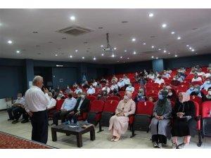 """""""Şahidiz Şanlı Direnişe"""" konulu konferans düzenledi"""