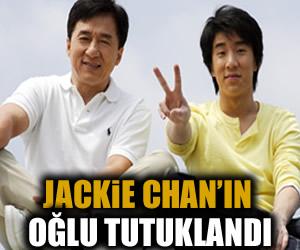 Jackie Chan'in oğlu tutuklandı