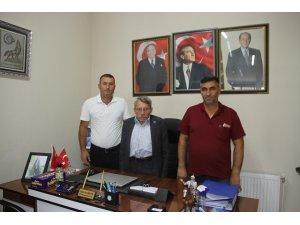 MHP Malazgirt İlçe Başkanlığında bayramlaşma