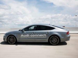 Trafik sıkışıksa bırakın Audi kullansın!