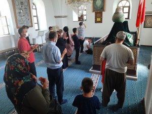 Seyyid Bilal Türbesi'ne inanç turizmi
