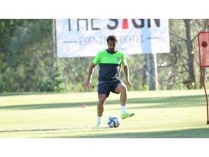 Bursaspor, Bolu'da hazırlıklarını sürdürdü