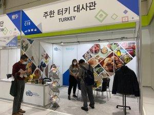 Türk ihraç ürünleri Kore'de tanıtıldı