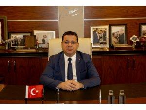 Başkan Eken, basın emekçilerinin bayramını kutladı
