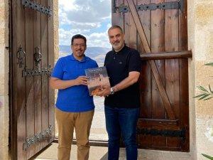 Yemen Dışişleri Bakanı Mubarak, bayram tatilini Kapadokya'da geçirdi