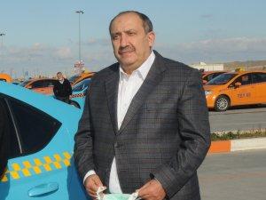 """İstanbul Havalimanı Taksiciler Kooperatifi'nden, farklı tarife uygulamasına ilişkin açıklama: """"İddialar gerçeği yansıtmıyor"""""""