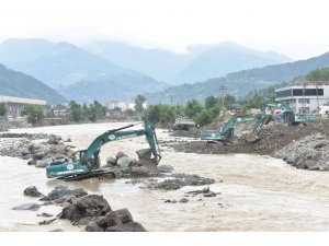 Tarım ve Orman Bakanı Bekir Pakdemirli Arhavi'de incelemelerde bulundu