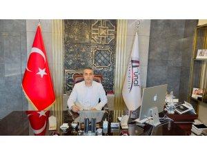 Meclis Başkanı Ünal'dan basın bayramı mesajı