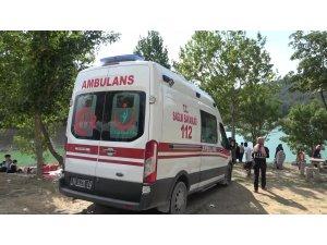 Bursa'da 3 çocuğunu kurtarmak için suya giren baba suda boğularak can verdi