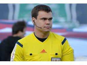 Sivasspor-Petrocub rövanş maçını Kirill Levnikov yönetecek