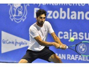 Teniste İspanya'da Türk finali