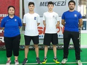 Yunusemreli badmintoncular milli takımda