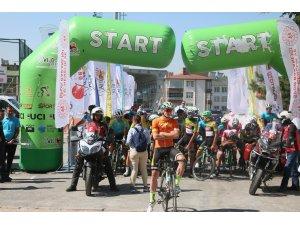 Velo Erciyes Minikler Bisiklet Yarışının 2. Etabı tamamlandı
