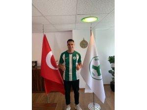 GZT Giresunspor, Joey Pelupessy'i kadrosuna kattı