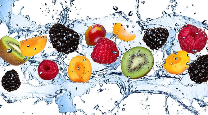 Yaz meyvelerine dikkat!