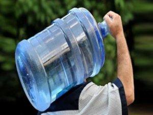 Sağlık Bakanlığı'ndan damacana su satışına yeni düzenleme!