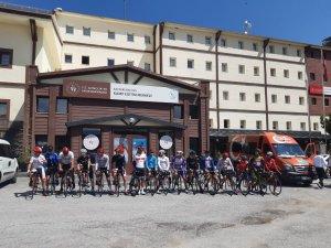 Türkiye Bisiklet Milli Takımı Erciyes kampı sona erdi