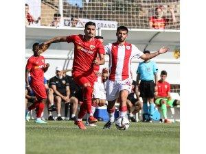 Kayserispor 2. hazırlık maçını oynayacak