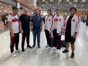 Milliler, dünya şampiyonası için Avusturya'ya gitti