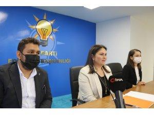 AK Partili İba'dan CHP'li Pekcanlı'nın yatırımlarla ilgili açıklamasına yalanlama