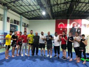 Muaythai Dünya Şampiyonasında Kayseri'den 11 sporcu mücadele edecek