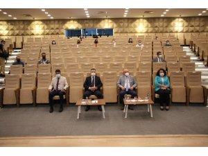 'İnsana Yaraşır İş ve Geleceğimiz için Önce Güvenlik' projesinin açılış toplantısı gerçekleştirildi