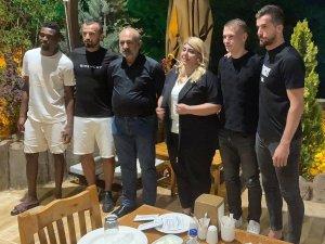 Kayserispor'un takım kaptanı İlhan Parlak oldu