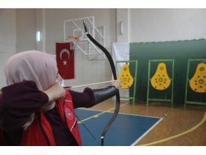 Geleneksel Türk Okçuluğu yaşatılmaya devam ediyor