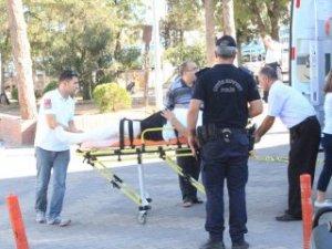 Şanlıurfa'da hastane bahçesinde silahlı kavga!