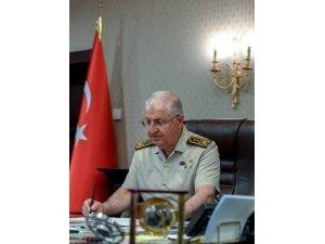 Genelkurmay Başkanı Güler, İngiltere ve İtalya mevkidaşları ile görüştü