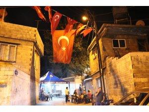 Kuzey Irak'ta şehit olan askerin Gaziantep'teki ailesine şehadet haberi verildi