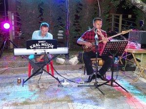 Hisarcık Belediyesi'nden müzik etkinliği