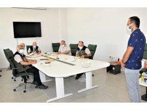 Orman Bölge Müdürlüğünde geçici işçi alımı mülakatları