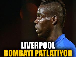 Balotelli resmen Liverpool'da!
